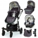 Cosatto Giggle Quad 3 в 1 - Комбинирана детска количка  4