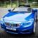 Акумулаторна кола тип BMW, 12V с меки гуми и кожена седалка 1