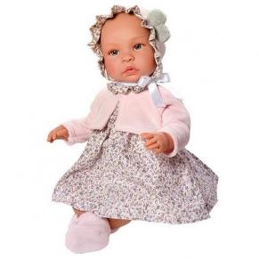 Asi - Кукла-бебе Лея с рокля на цветя
