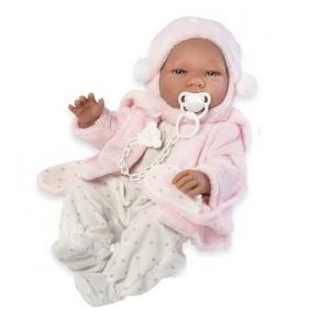 Asi - Кукла-бебе Мария с ританки и зимно палтенце