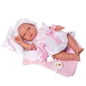 Asi - Кукла-бебе Мария с пухена възглавничка