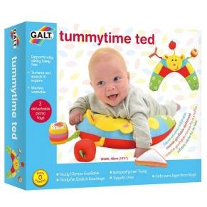 Galt Toys Мече - Бебешка възглавница за опора и игра