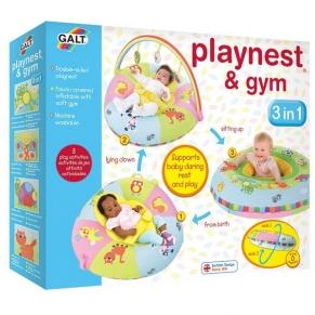 Galt Toys - Бебешка активна гимнастика 3 в 1