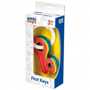 Galt Toys Ambi toys - Моите първи ключове