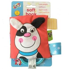 Galt Toys Домашни любимци - Малка мека книжка