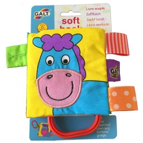 Galt Toys Ферма - Малка мека книжка