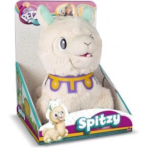 IMC Toys Spitzy - Интерактивна плюеща лама