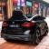 Акумулаторна кола BMW 6 GT,12V с меки гуми с кожена седалка