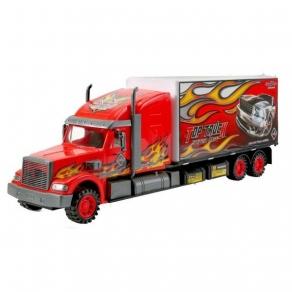 ASIS BIG TRUCK - Фрикционен камион контейнер