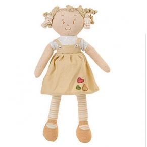 Babyono Лили - Играчка еко кукла