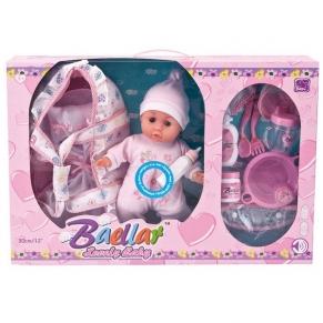 Moni Baby Baellar - Кукла 30 см.