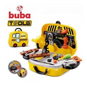 Buba Tools - Малък детски комплект с инструменти