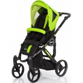 ABC Design Mamba PLUS lime - Комбинирана количка