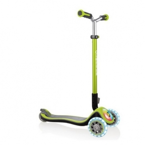 Globber Elite Prime - Тротинетка със светещи колела