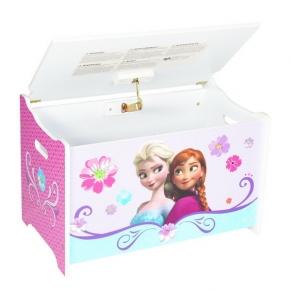 Delta Children - Скрин за играчки Frozen
