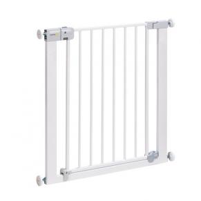 Safety 1st - Универсална метална преграда за врата с механизъм за автомат и заключване