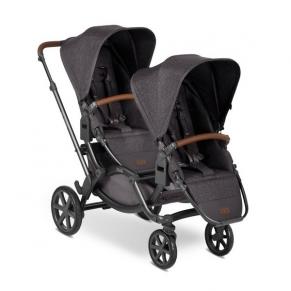 ABC Design Zoom - Детска количка за близнаци, 2020 година