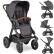 ABC Design Viper 4 - Комбинирана детска количка, 2020 година