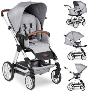 ABC Design Turbo 4 - Комбинирана детска количка, 2020 година