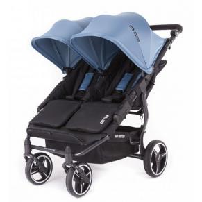 Baby Monsters Easy Twin 3S Light - Детска количка за близнаци