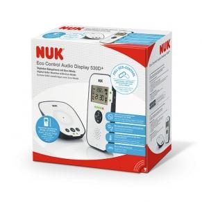 NUK Eco Control Audio Display 530D - бебефон