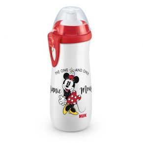 NUK Sports cup Mickey - Шише 450 мл.