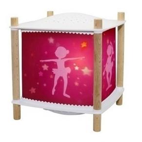 Trousselier Балерина - Магическа лампа, с музика и USB зареждане