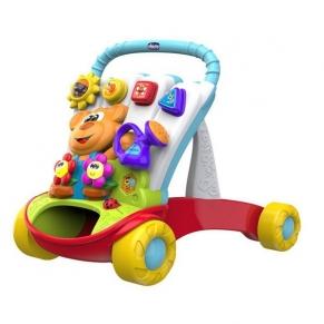 CHICCO BABY GARDENER - Играчка за прохождане 2в1