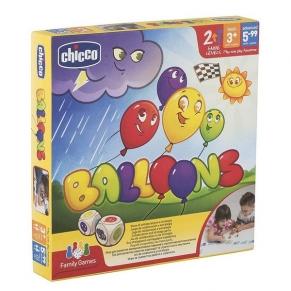 CHICCO БАЛОНИ - Настолна игра за съвместна работа и стратегия