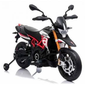 Акумулаторен мотор Aprilia Dorsoduro 900, 12V с меки гуми и помощни колела