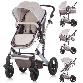 Chipolino Тера 2в1 - Детска количка трансформираща седалка