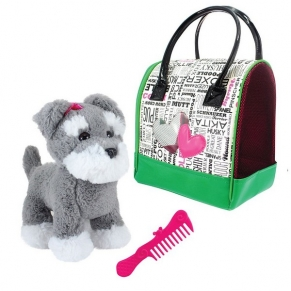 SPARKLE GIRLZ - Куче в чанта PETS