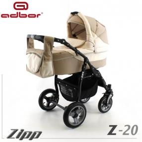 Adbor Zipp - Бебешка количка 2в1