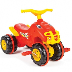 Pilsan - ATV с педали