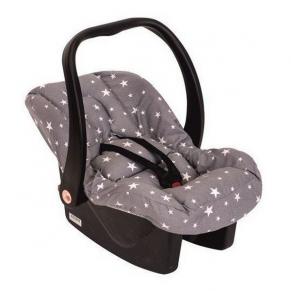 Sevi baby - Протектор за стол за кола с функция за предпазване на кръста