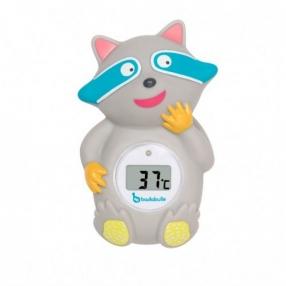 Badabulle - Дигитален термометър за стая и вана Енот