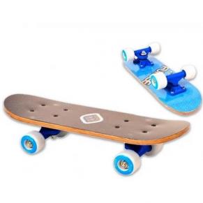 D'Arpeje FUNBEE  - Детски мини скейтборд, син