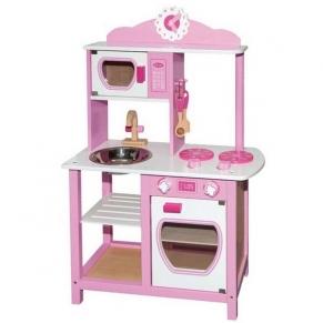 Andreu toys РОСА - Розова кухня за принцеси