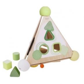 Classic world - Дидактическа пирамида за деца