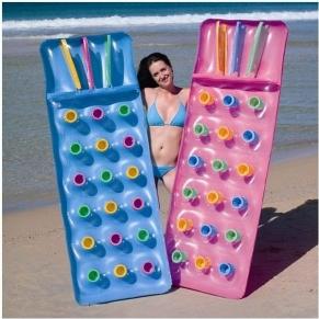 Bestway - Дюшек с цветни дюзи