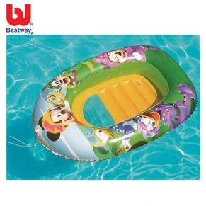 Bestway - Мики Маус Детска надуваема лодка Mickey Mouse