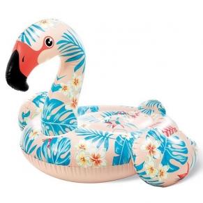 INTEX Tropical Flamingo Ride-On - Надуваема играчка Тропическо фламинго