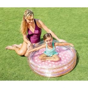 INTEX - Бебешки надуваем басейн с брокат