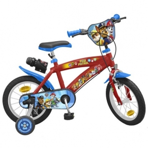 "Toimsa Paw Patrol Boy - Детски велосипед 14"""