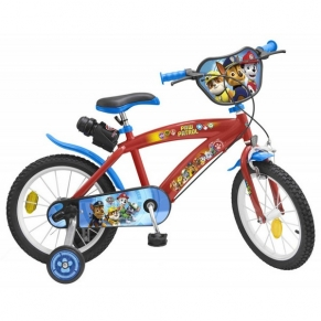 "Toimsa Paw Patrol Boy - Детски велосипед 16"""