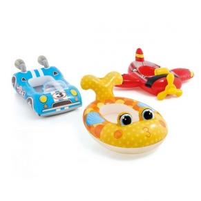 INTEX Pool Cruisers - Детска надуваема лодка, асортимент