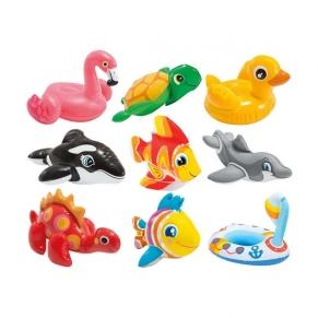 INTEX Puff'n Play Water Toys - Малки надуваеми играчки, асортимент