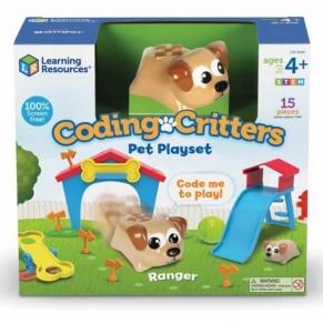 Learning resources Рейнджър и Зип - Играчки за програмиране
