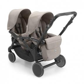 Cam TWIN PULSAR - Бебешка количка за близнаци