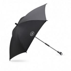 GB  - Чадър за колички черен
